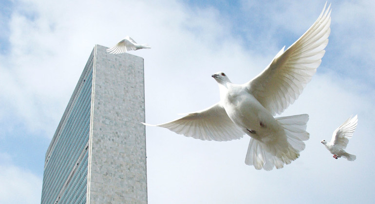 Counting down to Peace Day, UN chief urges:Stand up against hatred and care for planet | COVID-19