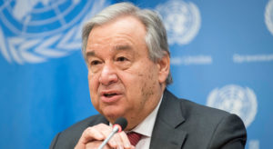 UN chief urges inclusive, peaceful elections in Guinea |