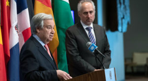 Both sides obliged to 'spare and protect civilians' over Nagorno-Karabakh fighting declares UN's Guterres |