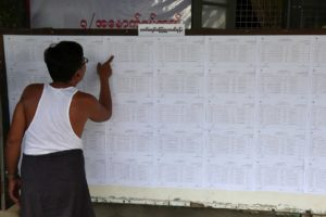 Myanmar: Election Fundamentally Flawed | Human Rights Watch