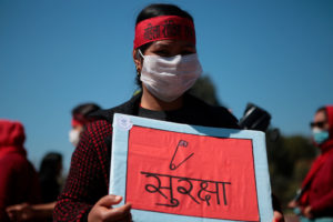 Victory for Acid Attack Campaigners in Nepal