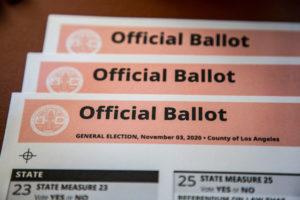 Human Rights on the Ballot in California