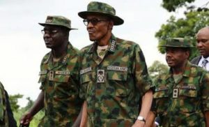 Group Tells Buhari To Order Soldiers To Vacate Streets Of Nigeria
