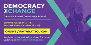 DemocracyXChange Annual Summit – Journalists for Human Rights (JHR)