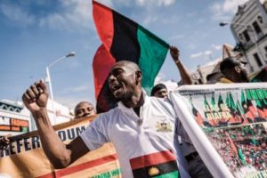 IPOB Begs Israel, UN For Biafra Actualisation, Knocks President Buhari For Persecuting Members