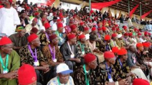 2023: Ohanaeze, Church Leaders To Hold Rallies In Five States For Igbo Presidency