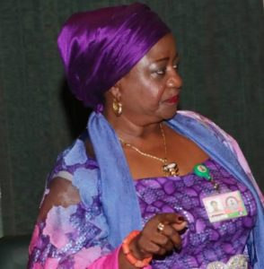 Concerned Nigerians Group Asks Nigerian Senate To Reject Presidential Aide, Lauretta Onochie, As INEC Commissioner