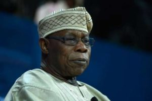 Obasanjo Condemns Killing Of Peaceful Protesters, Asks Buhari To 'Act' Immediately