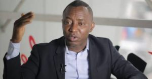 Some Individuals Have Made Billions From #EndSARS Negotiation —Sowore
