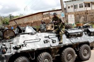 Heavy Security Deployed For Saturday's Ondo Governorship Election