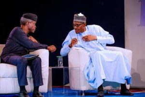 2021: President Buhari, Osinbajo To Spend N167m On Food, Refreshment