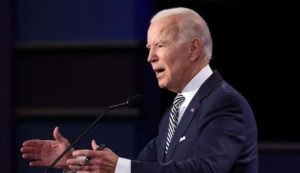 First US Presidential debate: Joe Biden sounds like a CPDM official