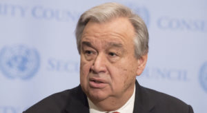 Read more about the article UN chief condemns deadly attacks in Austrian capital Vienna |
