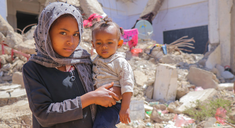UN envoy urges Yemen's warring parties to place 'a firm bet on peace', as famine threat continues |