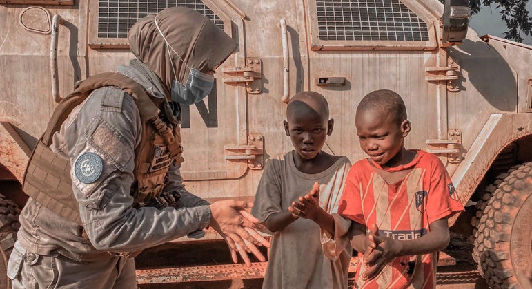 Central African Republic: Rights experts concerned over 'Russian advisers' and close contacts with UN peacekeepers |