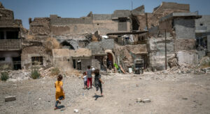 Iraq: Continued international support vital amid 'multiple storms' |