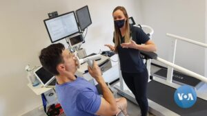 South Africa Leads Global Research on COVID-19 Effect on Athletes   Voice of America