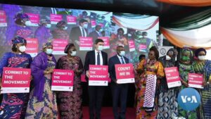 Nigerian Men's Involvement Key to Stopping Gender-Based-Violence | Voice of America