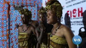 Read more about the article Slam Poets Convene in Mali for Festival | Voice of America