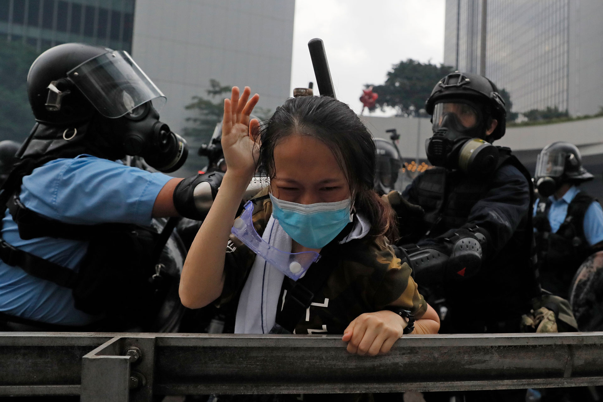 Still no Accountability for Hong Kong's Police Force