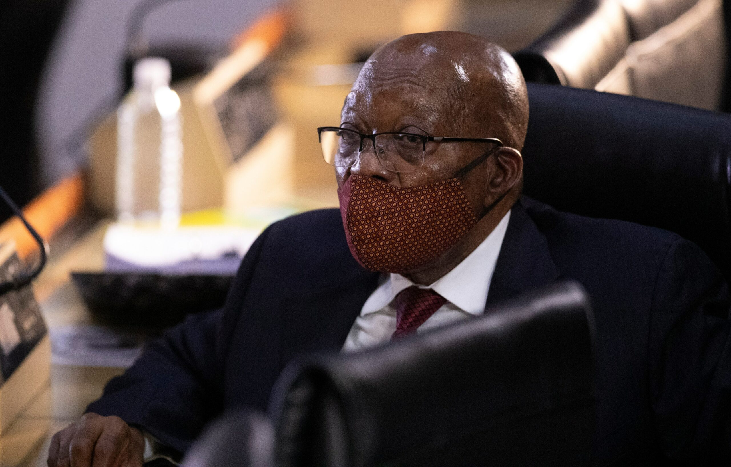 Former South African President Zuma Makes First Appearance Before Judicial Commission | Voice of America