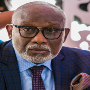 'It Never Moved Me In Any Way'—Governor Akeredolu Reacts To Lawyers, Doctors' Strike In Ondo