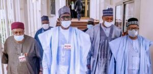 North-East Governors Reject N45bn 2021 Budgetary Provision For Region