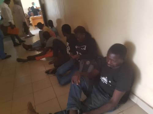 EXPOSED: How Abuja Judge Illegally Met Police Hierarchy, Signed Prison Remand Order Of EndSARS Protesters From Home