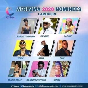 Despised at home,rejected abroad: Cameroonian artists left AFRIMMA empty handed