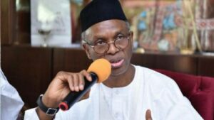 Policemen Who Should Be Fighting Bandits Carry Bags Of VIP Wives —El-Rufai