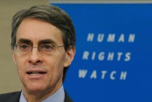 Your Claim Of Victory Premature, Human Rights Watch Tells Trump