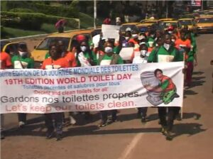 Cameroon Activists March for Toilets, Improved Sanitation | Voice of America