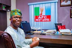 Lagos East Senatorial By-Election: Abiru Files N1bn Lawsuit Against PDP Over Alleged Defamation