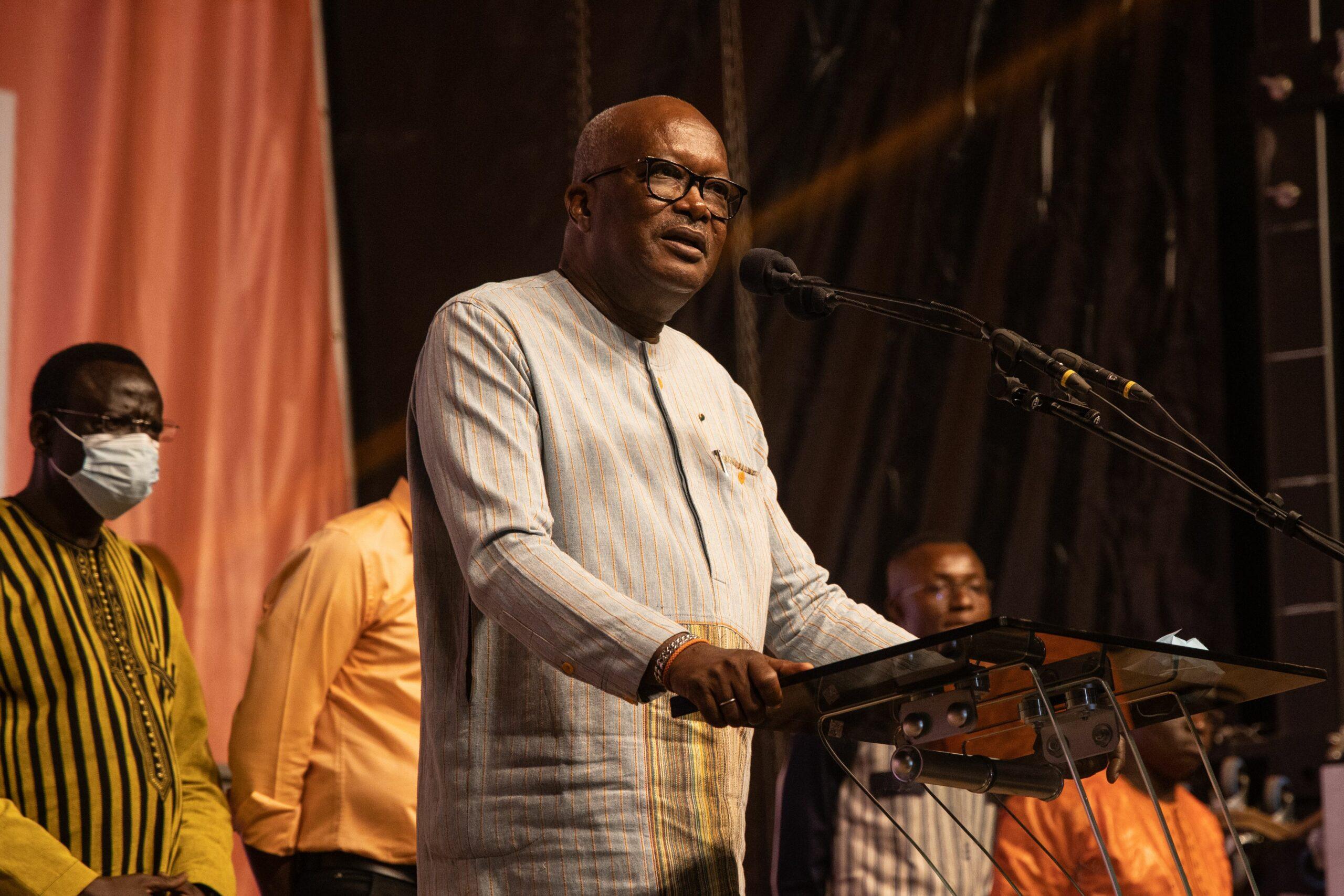 Allies of Burkina Faso's Kabore Retain Control of Parliament | Voice of America
