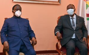 Ivory Coast President, Opposition Leader Say They'll Work Toward Peace | Voice of America