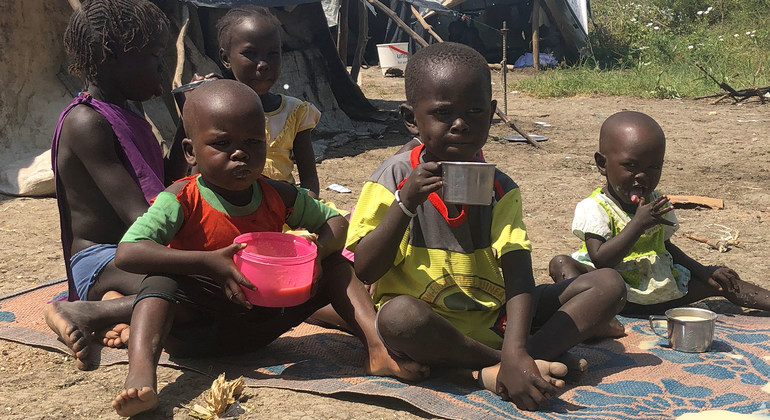 Conflict, floods and COVID-19 push South Sudanese into extreme hunger |