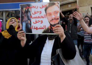 Italy Charges Egyptian Security Forces in Giulio Regeni's Murder