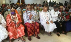 PM's meeting with traditional rulers in Buea: What did he say?