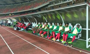 Is this Cameroon? Cameroonians wow at Japoma stadium ahead of CHAN