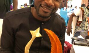Biggy237 Pioneer DG Bags Home Award for Contribution to Entertainment