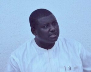BREAKING: Arrested Maina Currently On His Way To Nigeria