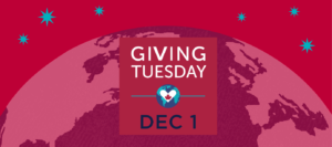 We need YOU to join JHR this #GivingTuesday as we Celebrate the Disruptors.