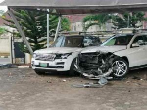 Police Arrest Delta Council Chair For Invading Commissioner's Home, Destroying Vehicles