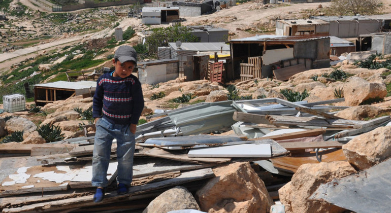 Stop evictions in East Jerusalem neighbourhood immediately, UN rights office urges Israel |
