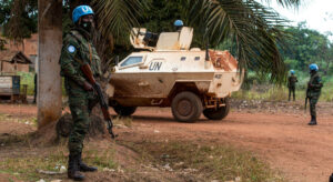 Central African Republic: UN mission chief appeals for more peacekeepers |