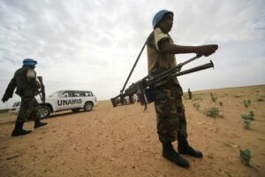 Deadly Darfur Attack Just Days After Last Peacekeepers Leave