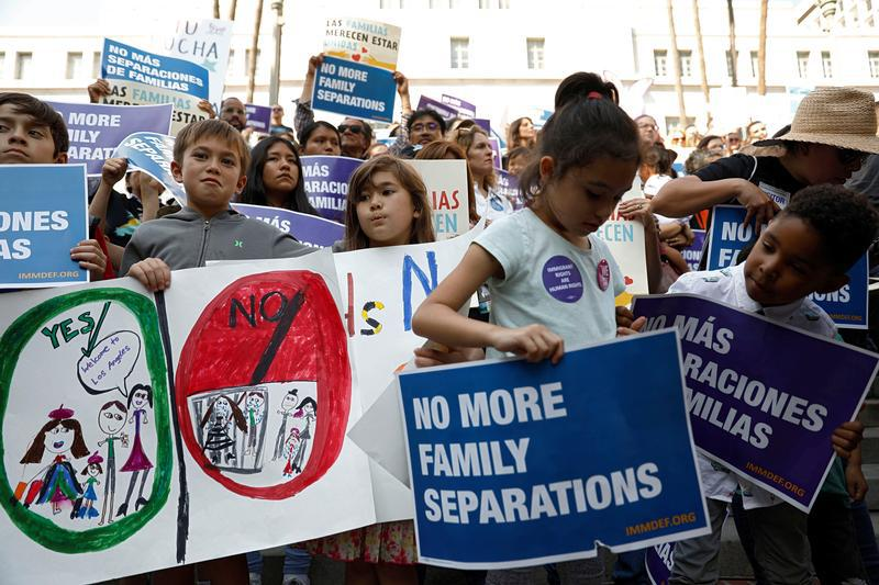 Top US Officials Knew of Harm Caused by Separating Families