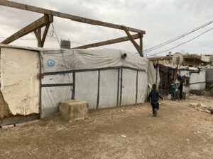Lebanon: Dire Conditions for Syrian Refugees in Border Town