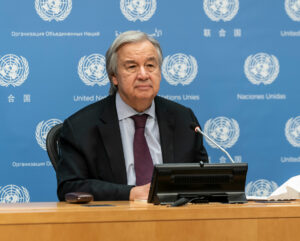 Next UN Chief Should Fully Commit to Human Rights