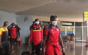 CHAN:Ugandan national team arrives Cameroon ahead of CHAN 2021